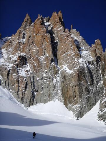 East face of Mt Blanc Du Tacul & the Super Couloir.JPG