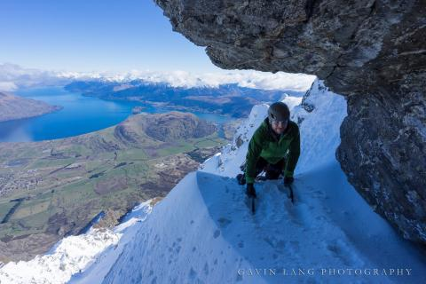 Remarkables Ice and Mixing Climbing Festival