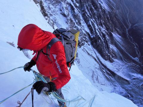 Belay North Face Cholatse